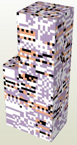 missingno_pepakura_papercraft_by_umbraevus-d9ojwr6